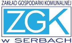Logo ZGK w serbach